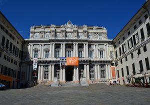 Marina Porto Antico Genova Palazzo Ducale