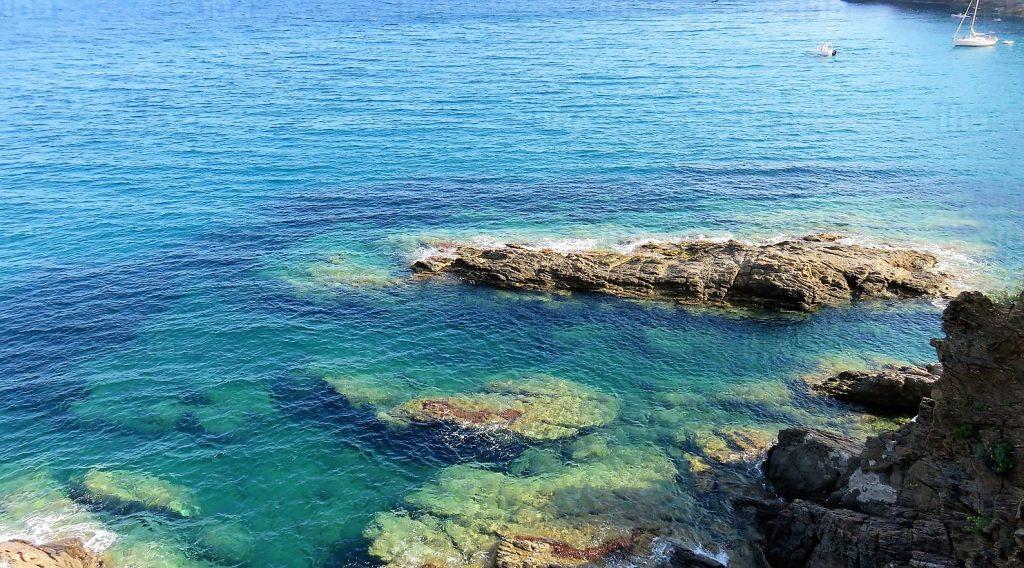 Costa azzurra itinerario