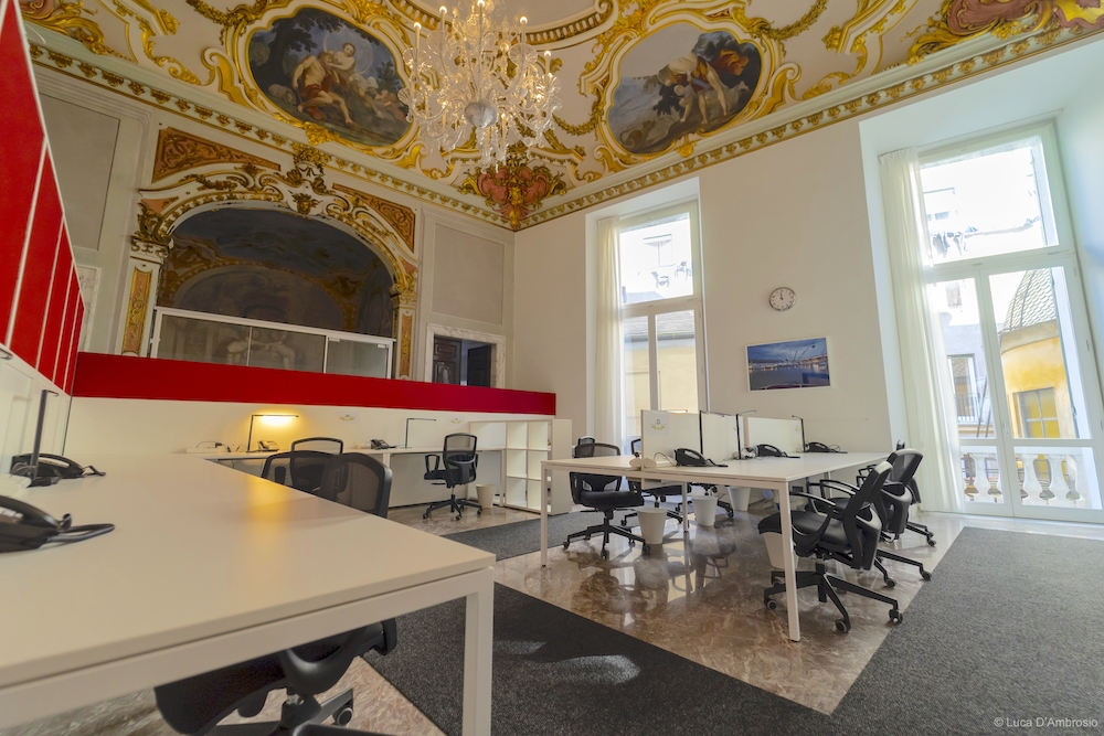 studio Genova coworking