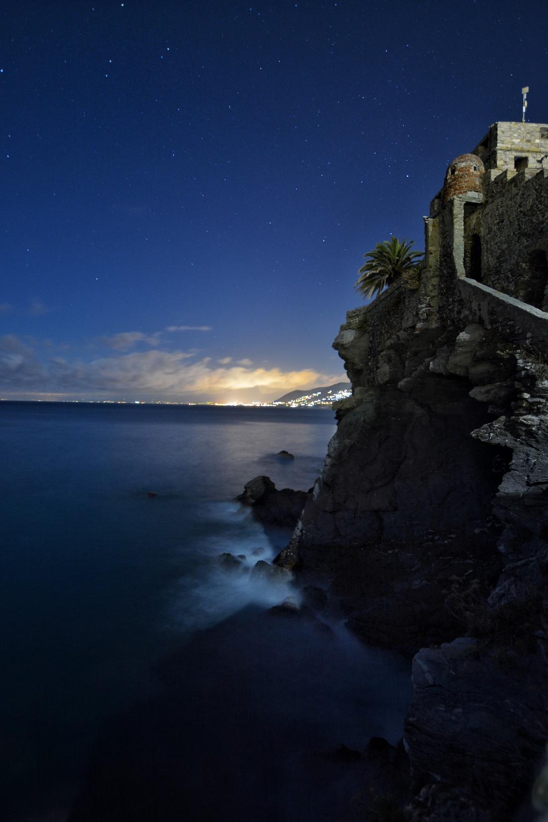 genova itinerari castelli