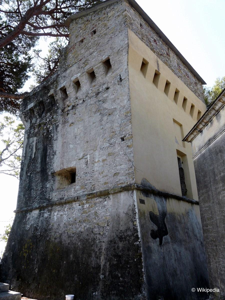 ormeggi San Michele di Pagana torre Genova
