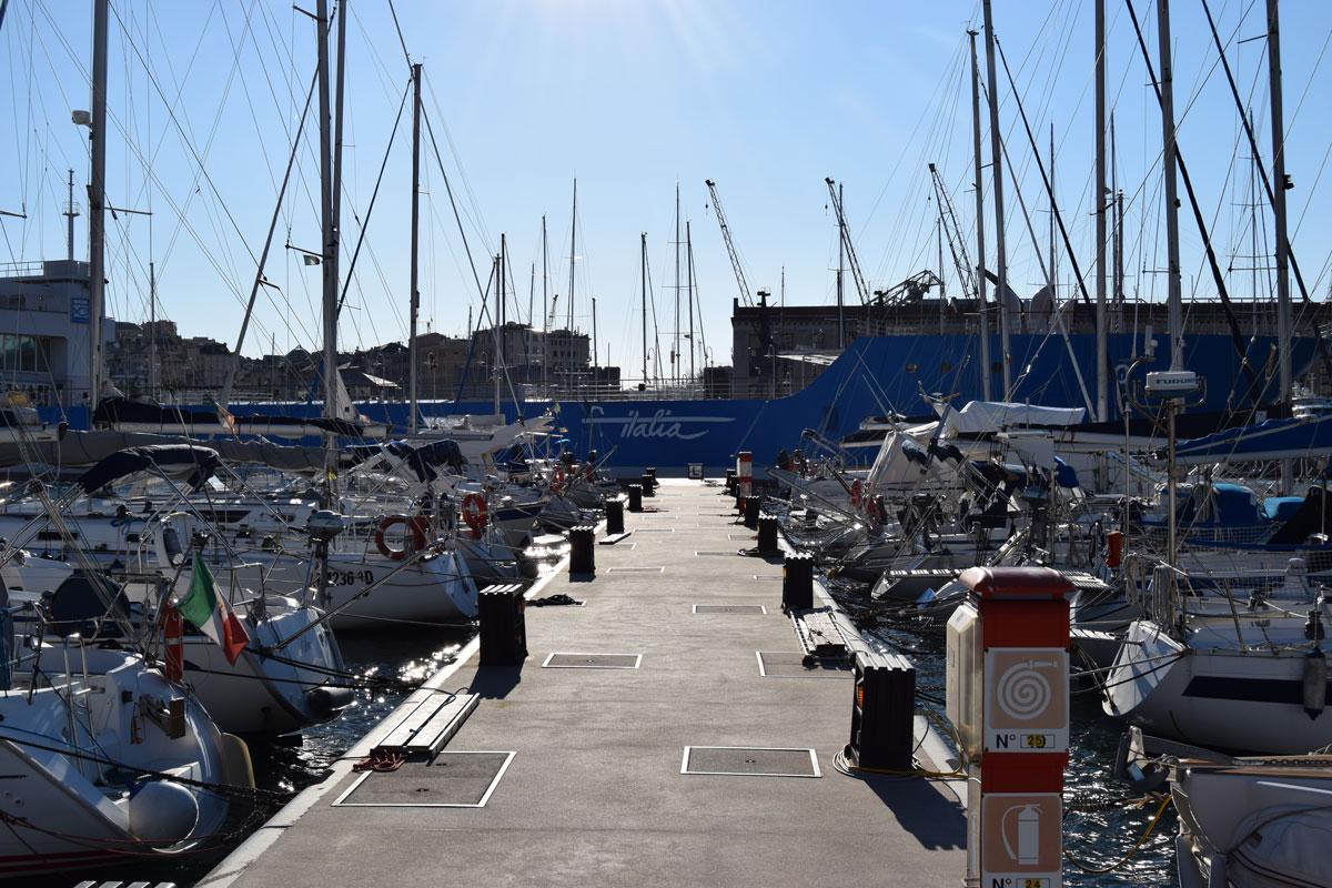 posti barca Liguria